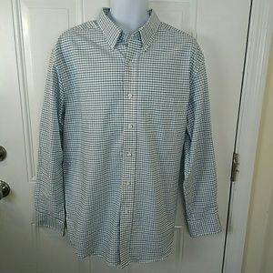 Saddlebred easy care button down Oxford shirt